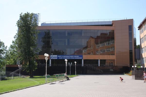 Культурно-спортивный комплекс